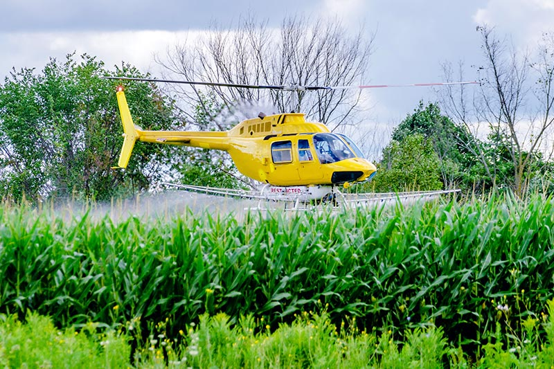 Agricultural Aerial Application in Texas