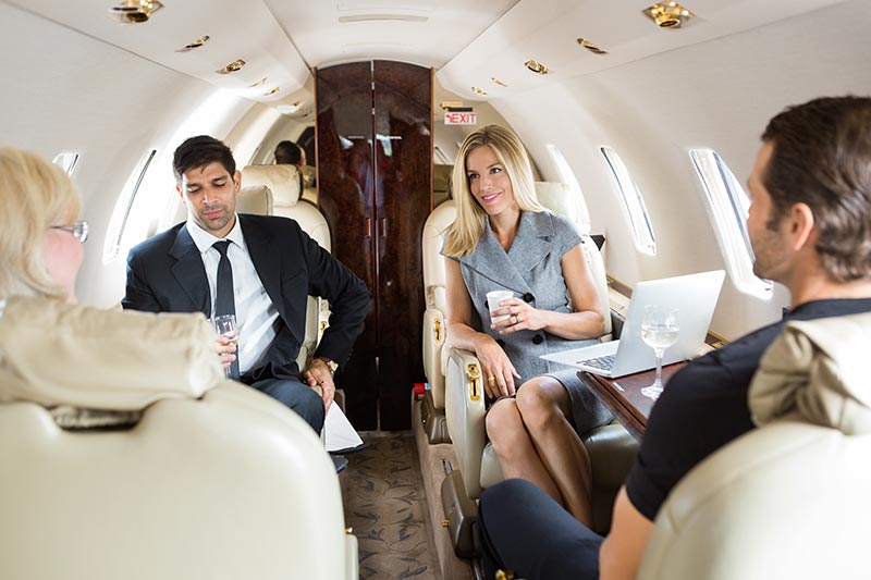 Business Jet Charters Dallas