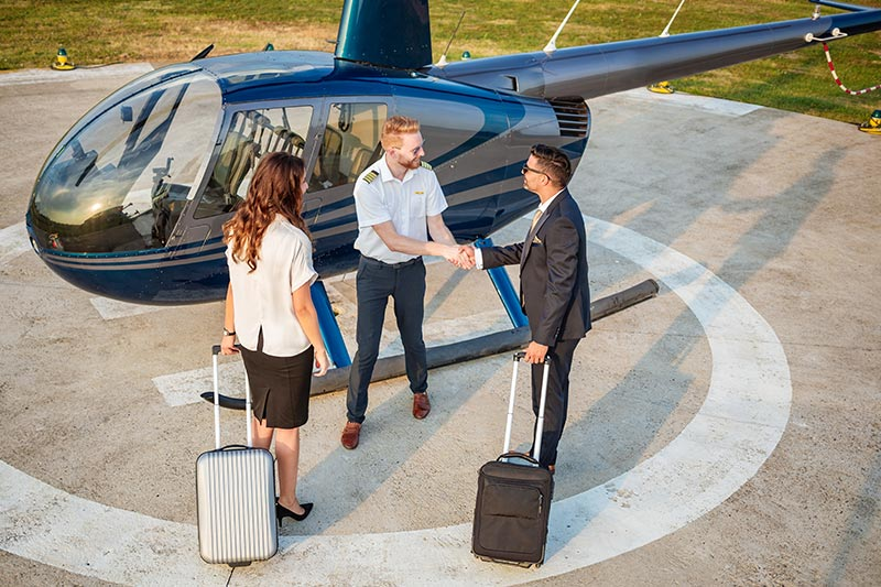 Dallas Helicopter Charters