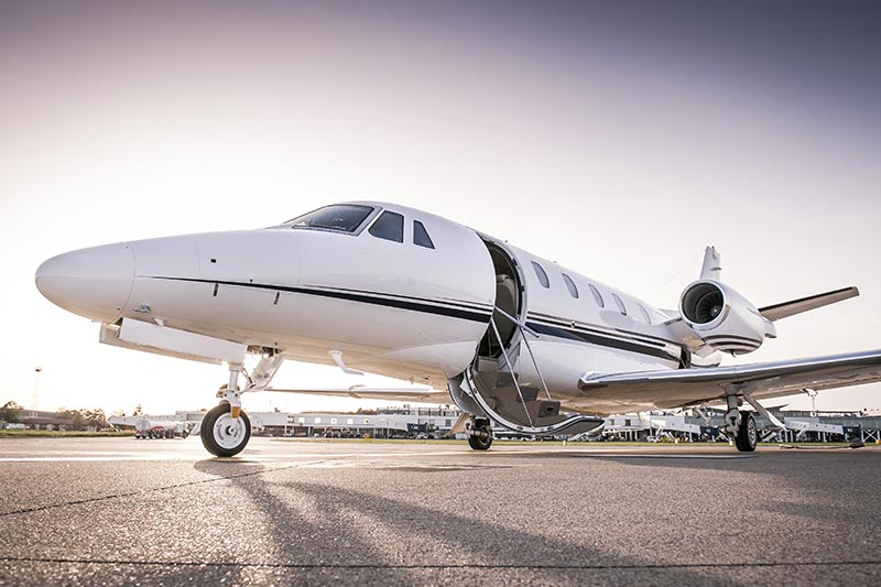 Executive Jet Charters in Dallas