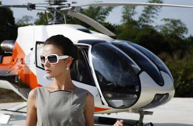 Helicopter Charters in Dallas